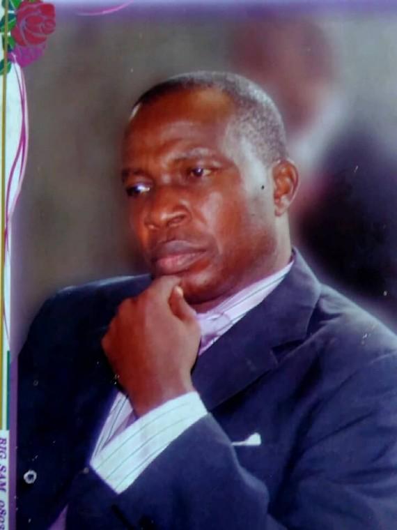 James C. Ezike